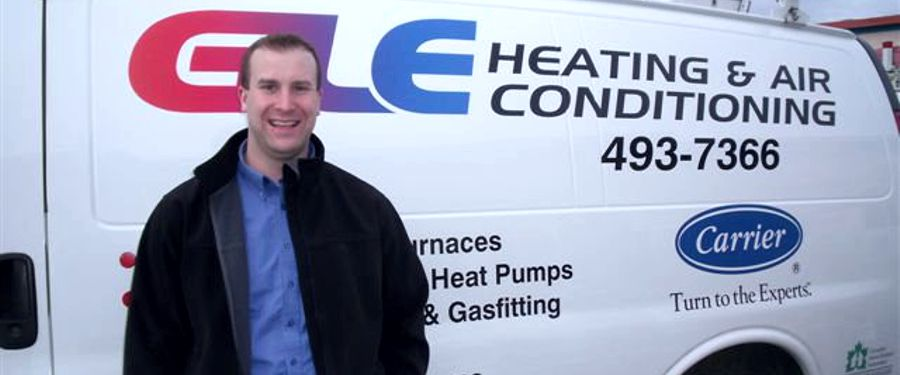 GLE - for all your Heating, HVAC, Electrical and Plumbing needs!